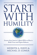Start with Humility